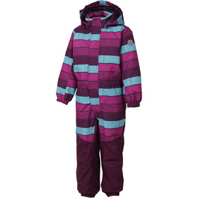 Color Kids Klement Padded Coverall Kids Berry